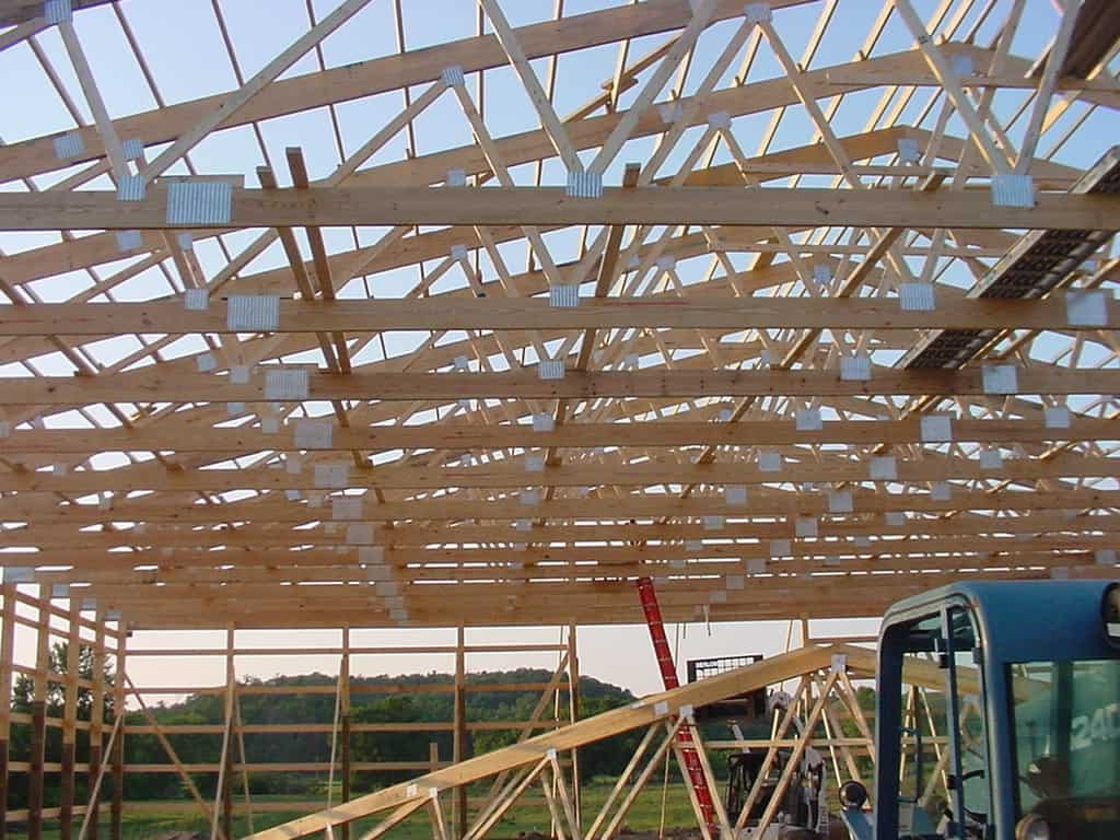 Agricultural Truss Photos Farm Truss Pictures Select