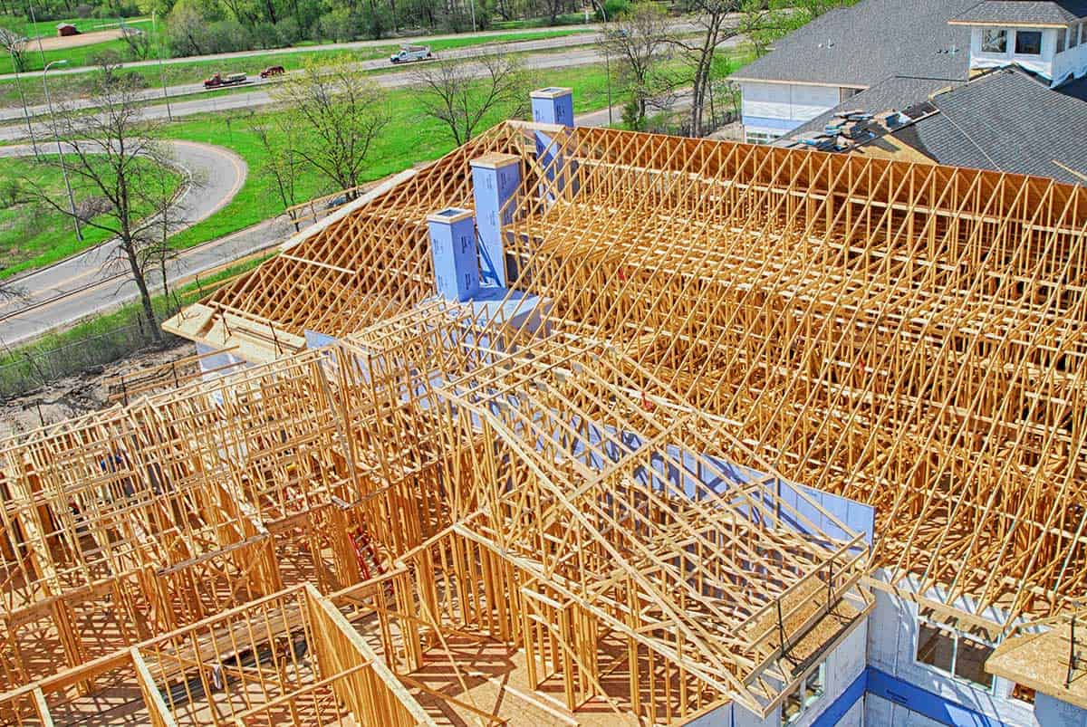 Commercial Trusses | Select Trusses & Lumber, Inc